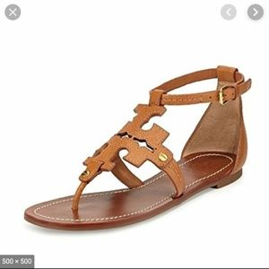 ISO Tory Burch Phoebe Gladiator Sandals Size 7.5